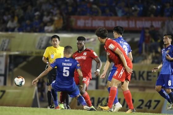 Đánh bại HA.GL, Quảng Nam có chiến thắng đầu tiên ở V-League 2019 ảnh 1