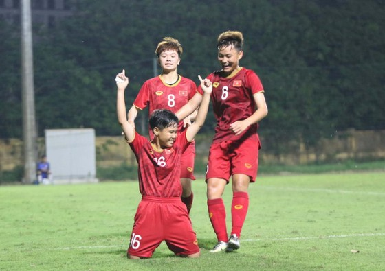 Vòng loại giải bóng đá nữ U19 châu Á 2019: Việt Nam chia điểm cùng Iran ảnh 1
