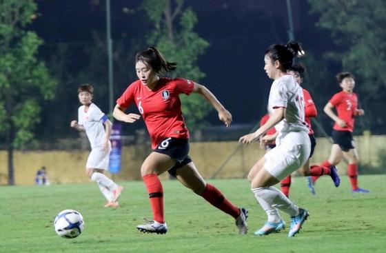 Thua Hàn Quốc, nhưng U19 nữ Việt Nam vẫn vào VCK nhờ điểm fair-play ảnh 1