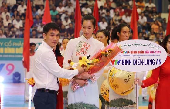 Cúp bóng chuyền nữ quốc tế VTV9 Bình Điền 2019: Ngọt ngào đêm phương Nam ảnh 2
