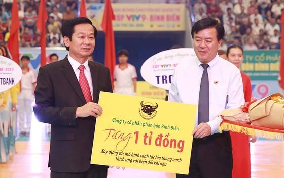 Cúp bóng chuyền nữ quốc tế VTV9 Bình Điền 2019: Ngọt ngào đêm phương Nam ảnh 1