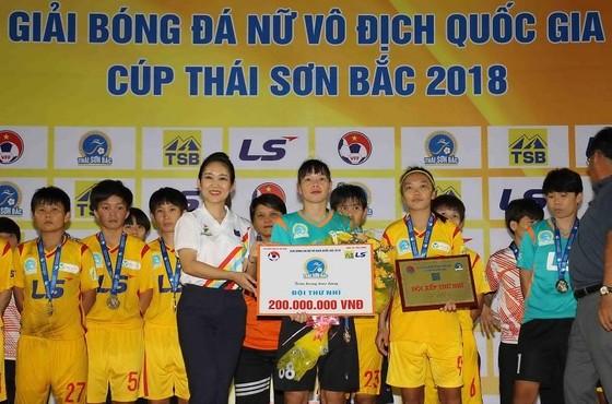 HLV Đoàn Thị Kim Chi (đội nữ TPHCM I): Chúng tôi hướng tới ngôi vô địch quốc gia 2019 ảnh 1