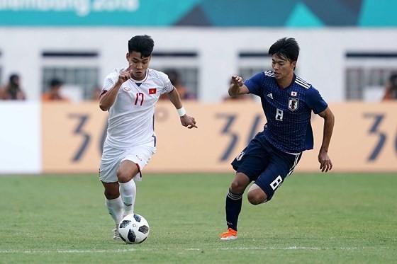 HLV Park Hang-seo hài lòng về sự trở lại của Văn Thanh. Ảnh: DŨNG PHƯƠNG