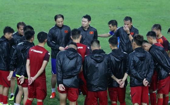 U23 Việt Nam hội quân ảnh 1