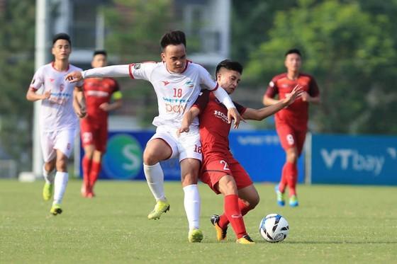 U23 Việt Nam hòa Viettel, chia tay 1 cầu thủ ảnh 1