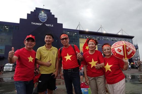 Thái Lan - Việt Nam: Những hình ảnh trước trận thư hùng ảnh 3