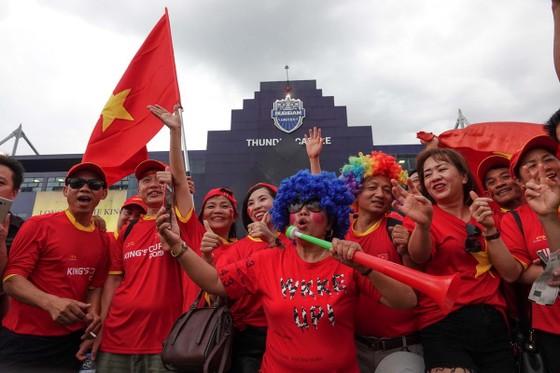 Thái Lan - Việt Nam: Những hình ảnh trước trận thư hùng ảnh 1