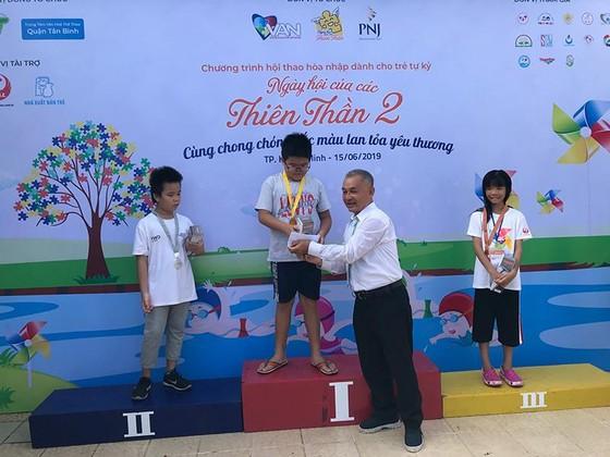 TPHCM tổ chức hội thao dành cho trẻ tự kỷ ảnh 1