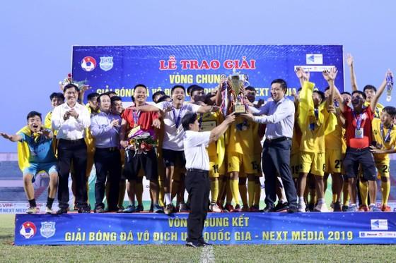 Thanh Hóa đăng quang giải U17 quốc gia 2019 ảnh 3