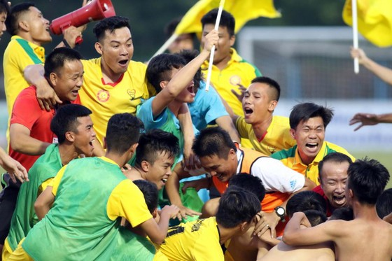 Thanh Hóa đăng quang giải U17 quốc gia 2019 ảnh 1
