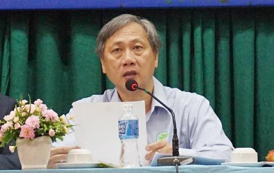 Ông Mai Bá Hùng - Phó Giám đốc Sở VH-TT TPHCM khẳng định sẽ xử lý viên chức theo đúng quy trình.