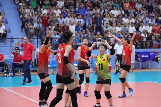Bán kết bóng chuyền U.23 nữ châu Á 2019: Vuột mất cơ hội vàng! ảnh 1