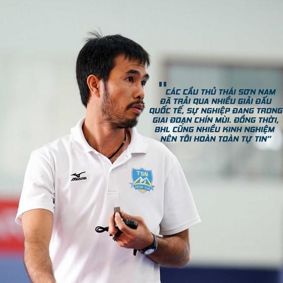 Thái Sơn Nam lên đường sang Thái Lan dự giải futsal CLB châu Á 2019 ảnh 4