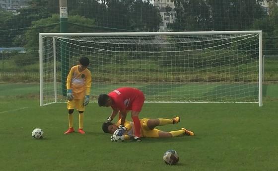 'Lò' đào tạo thủ môn tại TPHCM ảnh 3