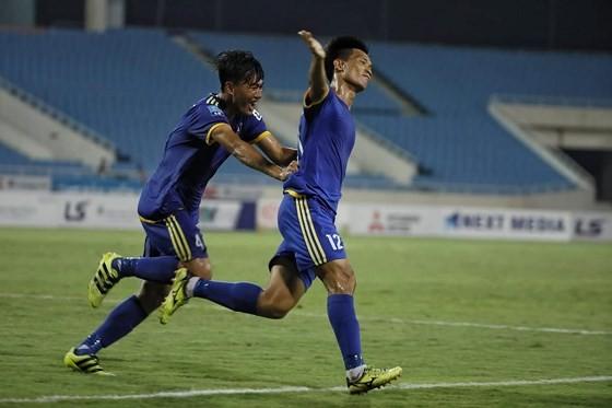 Vòng 16 giải hạng Nhất - LS 2019: Hà Tĩnh đến gần với V-League sang năm ảnh 2