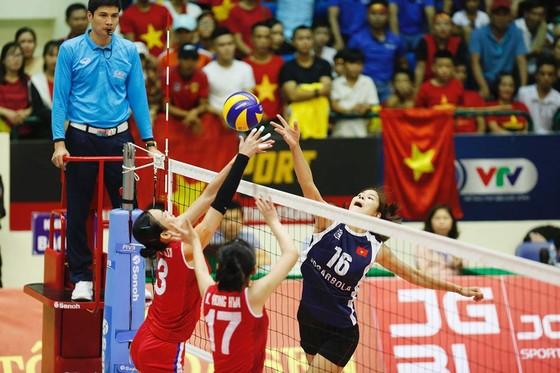 Nữ đấu chung kết VTV Cup, nam tranh hạng 9 châu Á ảnh 6