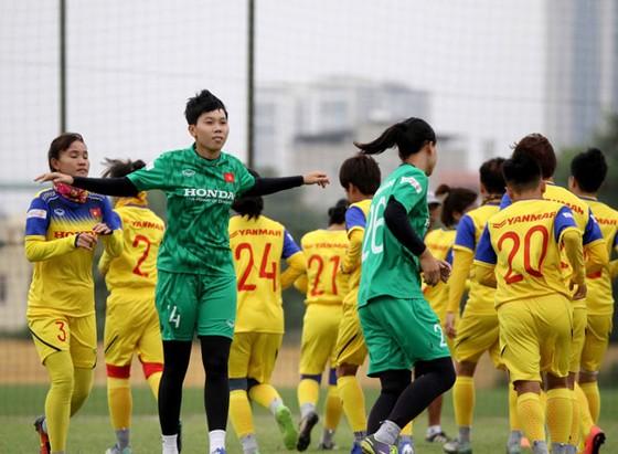 Đội tuyển nữ Việt Nam chốt danh sách 23 cầu thủ dự AFF Cup 2019 ảnh 1