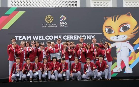Việt Nam khởi động cho SEA Games 31 ảnh 1