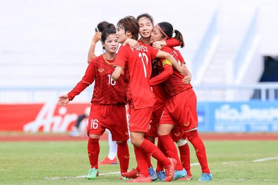 Đội tuyển nữ Việt Nam vào chung kết giải Đông Nam Á 2019 ảnh 1