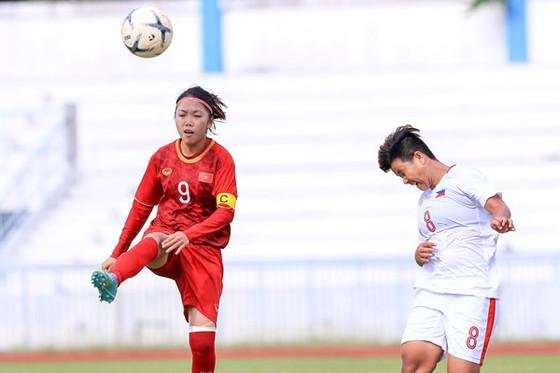 Đội tuyển nữ Việt Nam vào chung kết giải Đông Nam Á 2019 ảnh 2