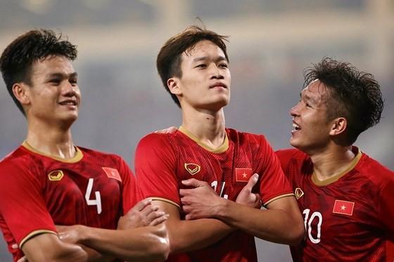 Vì sao Triệu Việt Hưng được chọn làm đội trưởng của U22 Việt Nam?  ảnh 1