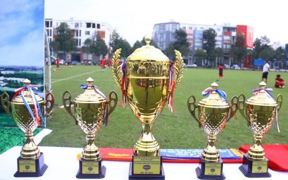 CLB Hoàng Gia đăng quang giải bóng đá TP Mới Bình Dương - Cúp Becamex IDC 2019 ảnh 1