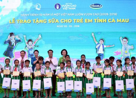 Quỹ 1 triệu cây xanh cho Việt Nam đến Đất Mũi ảnh 2