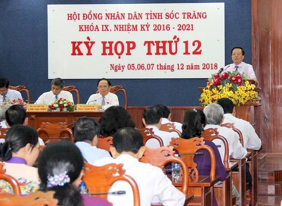 Cà Mau, Sóc Trăng: Lãnh đạo chủ chốt có phiếu tín nhiệm cao ảnh 2