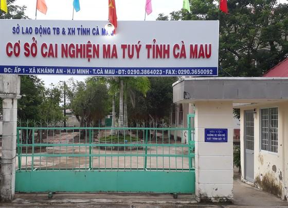 Lần thứ 2 học viên Cơ sở cai nghiện ma túy tỉnh Cà Mau trốn trại ảnh 1