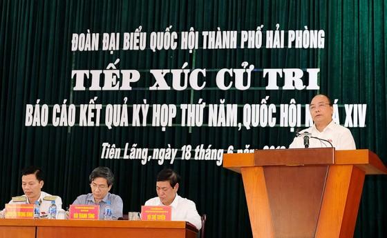 Thủ tướng Nguyễn Xuân Phúc: Xử lý nghiêm hành vi lợi dụng tình hình, kích động người dân ảnh 1
