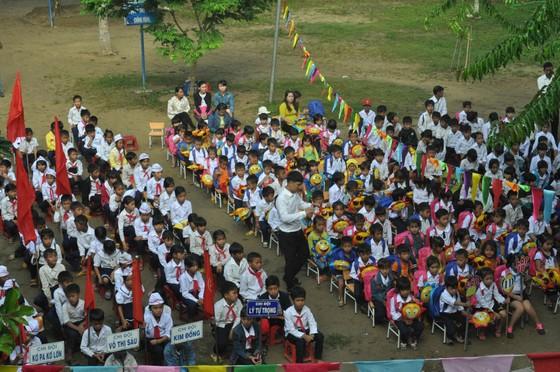 Gần 23,4 triệu học sinh, sinh viên chính thức bước vào năm học mới   ảnh 8