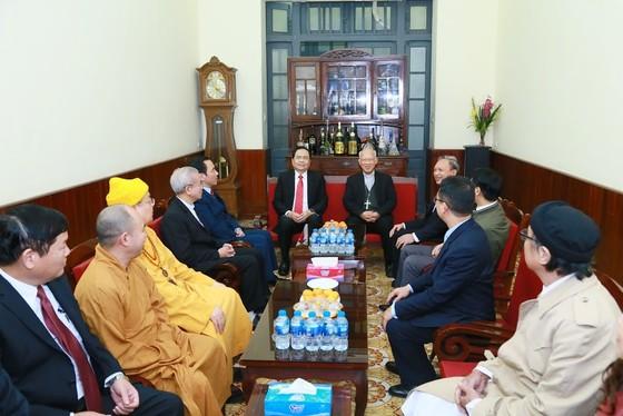 Ủy ban TƯ MTTQ Việt Nam chúc mừng Giáng sinh 2018 ảnh 1