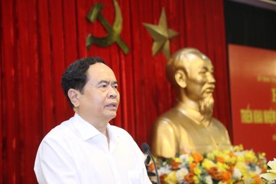 Đại hội đại biểu toàn quốc MTTQ Việt Nam lần thứ IX diễn ra vào tháng 9-2019 ảnh 1