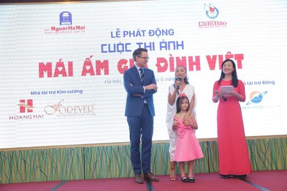Phát động cuộc thi ảnh 'Mái ấm gia đình Việt' ảnh 1