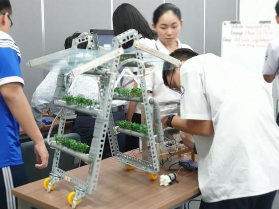 Lần đầu tiên tổ chức ngày hội STEME dành cho học sinh trung học yêu công nghệ ảnh 1