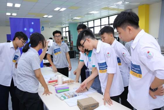 Lần đầu tiên tổ chức ngày hội STEME dành cho học sinh trung học yêu công nghệ ảnh 2
