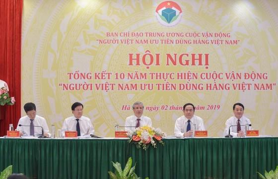 Thường trực Ban Bí thư: Người Việt Nam phải chiếm lĩnh thị trường bán lẻ nội địa ảnh 1