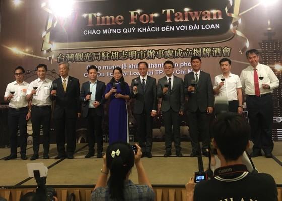 Ra mắt Văn phòng Cục Du lịch Đài Loan tại TPHCM ảnh 2