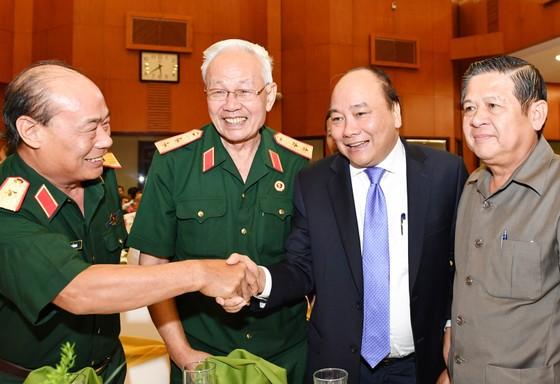 TPHCM họp mặt truyền thống Kỷ niệm 50 năm cuộc Tổng tiến công và nổi dậy Xuân Mậu Thân 1968 ảnh 4