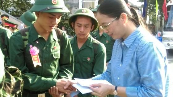 4.470 thanh niên TPHCM lên đường gánh vác trọng trách bảo vệ Tổ quốc ảnh 6