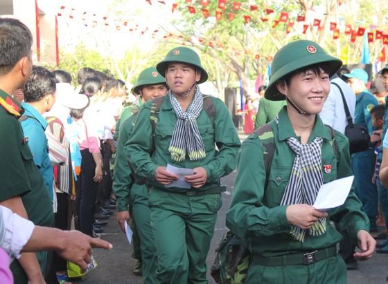 4.470 thanh niên TPHCM lên đường gánh vác trọng trách bảo vệ Tổ quốc ảnh 8
