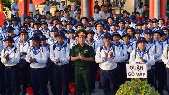 4.470 thanh niên TPHCM lên đường gánh vác trọng trách bảo vệ Tổ quốc ảnh 2