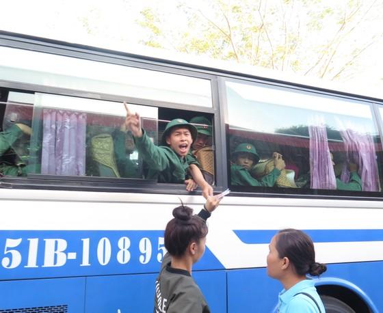 4.470 thanh niên TPHCM lên đường gánh vác trọng trách bảo vệ Tổ quốc ảnh 10