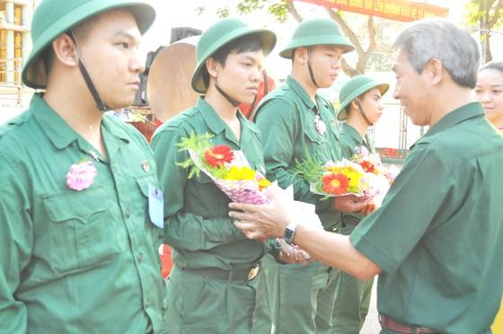 4.470 thanh niên TPHCM lên đường gánh vác trọng trách bảo vệ Tổ quốc ảnh 5