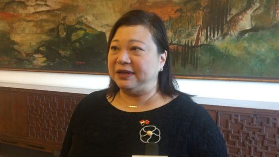 Nhiều đoàn ngoại giao đến viếng nguyên Thủ tướng Phan Văn Khải ảnh 10