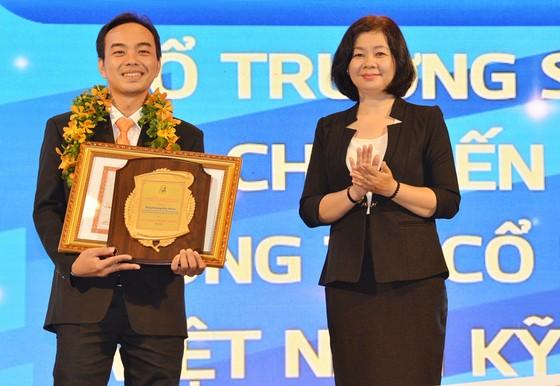 Giải thưởng Tôn Đức Thắng năm 2018: Phẩm chất sáng tạo của kỹ sư, công nhân TPHCM tỏa sáng ảnh 5