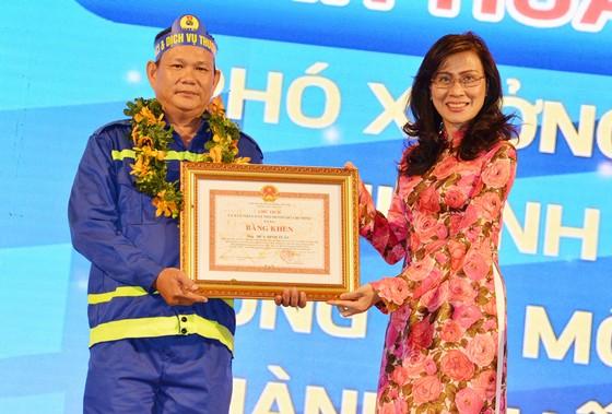 Giải thưởng Tôn Đức Thắng năm 2018: Phẩm chất sáng tạo của kỹ sư, công nhân TPHCM tỏa sáng ảnh 4