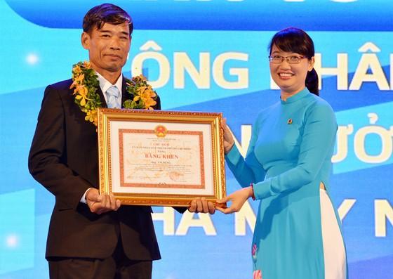 Giải thưởng Tôn Đức Thắng năm 2018: Phẩm chất sáng tạo của kỹ sư, công nhân TPHCM tỏa sáng ảnh 3