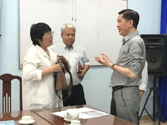 Phó Chủ tịch UBND TPHCM Trần Vĩnh Tuyến chỉ đạo cấp sổ đỏ cho dân trong 10 ngày ảnh 1