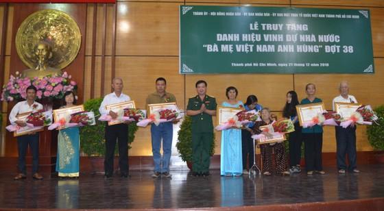 16 mẹ được truy tặng danh hiệu Bà Mẹ Việt Nam Anh hùng ảnh 2